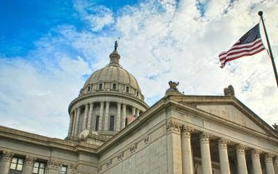 Oklahoma Senators Take Oath of Office
