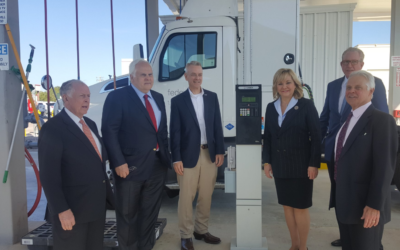 FedEx Opens Major CNG Station in OKC
