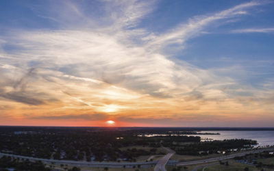 ACOG Count Data Reveals 855,000 Cyclists, Pedestrians Visit Lake Hefner East Wharf Annually