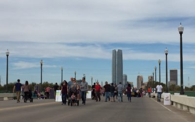 Pictures of Open Streets OKC (Robinson Avenue)