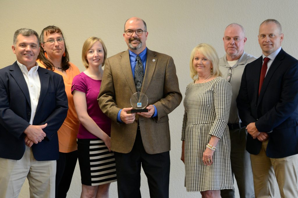Oklahoma Department of Wildlife Conservation Wins ACOG Award for Clean Cities and CNG Leadership
