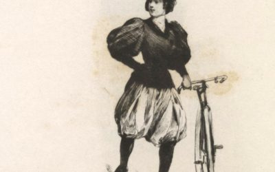 Women and Bicycles (National Bike Month)