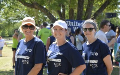 ACOG Participates in United Way of Central Oklahoma Pacesetter Games