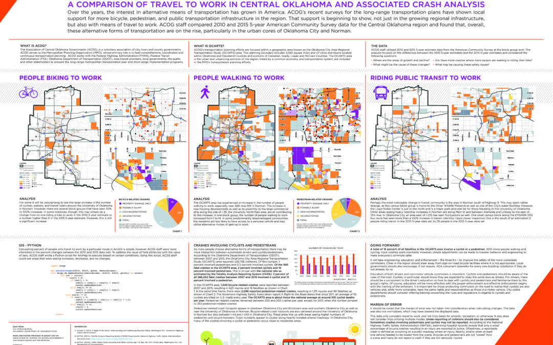 Alternative Transportation: GIS Abstract Poster