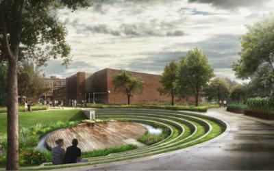 Green Design Strategies Identified in Four OKC Neighborhoods