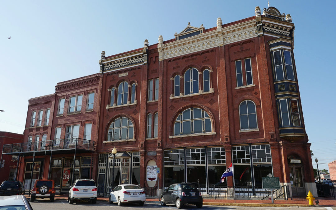 Guthrie Historic District Named One of America's Greatest Places