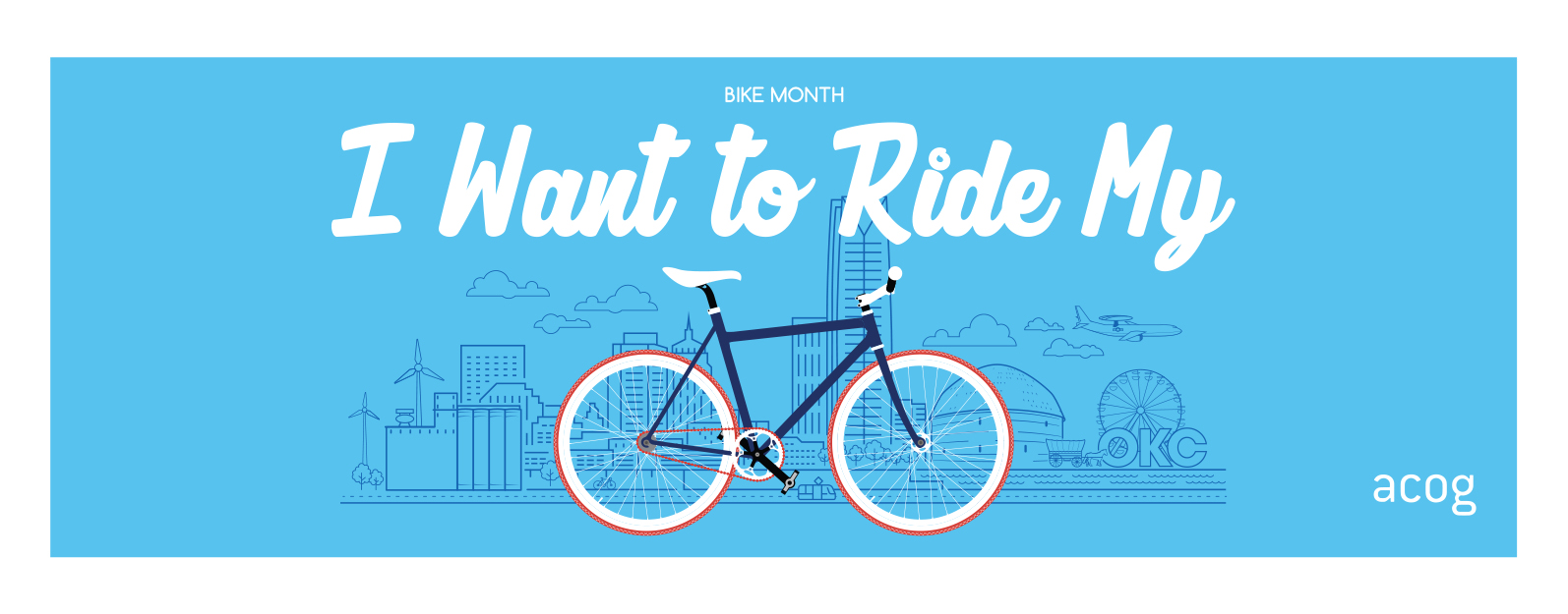 Central Oklahoma Celebrates Bike Month 2019 with Scheduled
