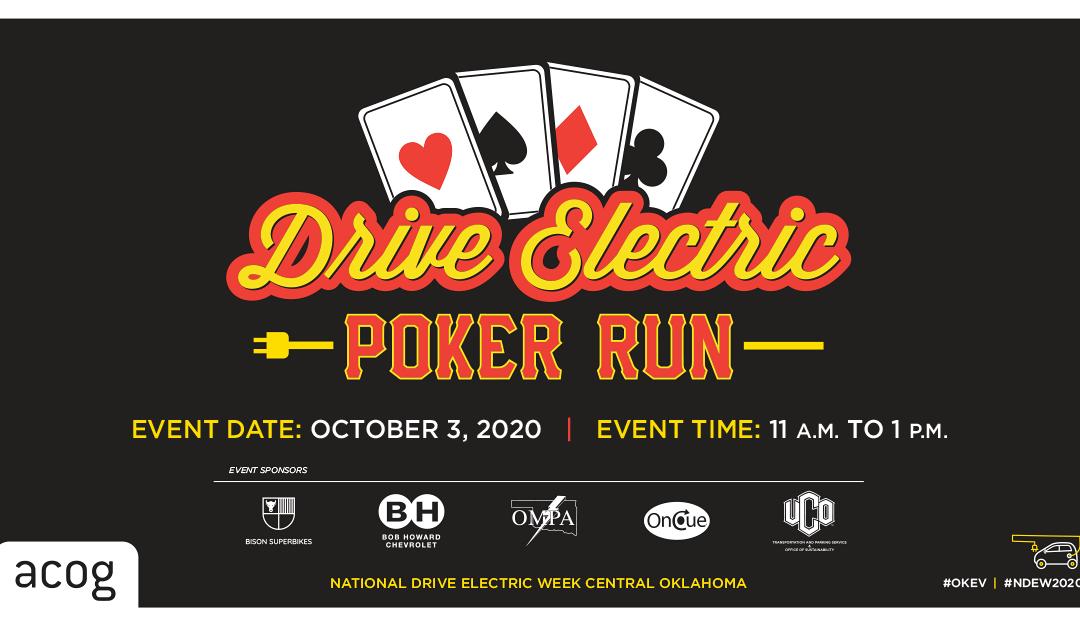 All In: Drive Electric Poker Run